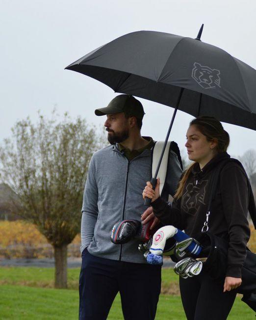 Golfrebels Regenschirm 2